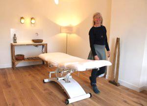 MetJet Fysiotherapie massage Utrecht